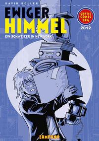 Ewiger Himmel - Heft zum Gratis-Comic-Tag 2012 - Klickt hier für die große Abbildung zur Rezension