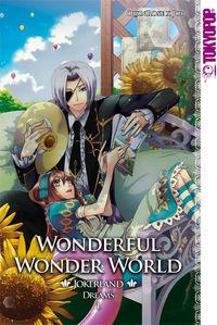 Wonderful Wonder World-Jokerland: Dreams 1 - Klickt hier für die große Abbildung zur Rezension