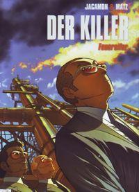 Der Killer 10: Feuereifer - Klickt hier für die große Abbildung zur Rezension