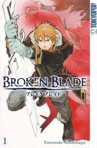 Broken Blade 1 - Klickt hier für die große Abbildung zur Rezension