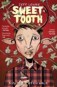 Sweet Tooth 1: Aus dem tiefen Wald - Klickt hier für die große Abbildung zur Rezension