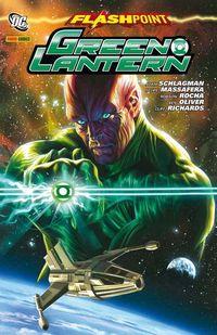 Flashpoint Sonderband: Green Lantern - Klickt hier für die große Abbildung zur Rezension