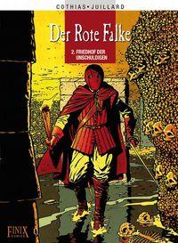 Der Rote Falke 2: Friedhof der Unschuldigen - Klickt hier für die große Abbildung zur Rezension
