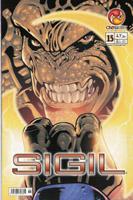 Sigil 15 - Klickt hier für die große Abbildung zur Rezension