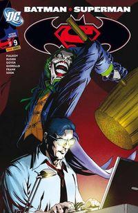 Batman/Superman Sonderband 9 - Klickt hier für die große Abbildung zur Rezension