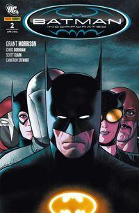 Batman Incorporated 2: Leviathan greift an! - Klickt hier für die große Abbildung zur Rezension