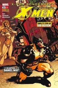 X-Men Sonderheft 34: Astonishing X-Men - Monströs - Klickt hier für die große Abbildung zur Rezension