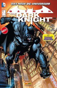 Batman: The Dark Knight 1 - Klickt hier für die große Abbildung zur Rezension