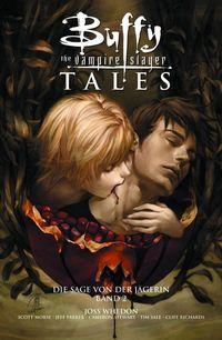 Buffy The Vampire Slayer: Tales - Die Sage von der Jägerin 2 - Klickt hier für die große Abbildung zur Rezension