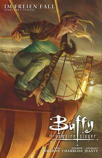 Buffy-The Vampire Slayer-Staffel 9: Nr. 1 Im freien Fall - Klickt hier für die große Abbildung zur Rezension