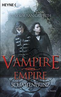 Vampire Empire - Schattenprinz - Klickt hier für die große Abbildung zur Rezension