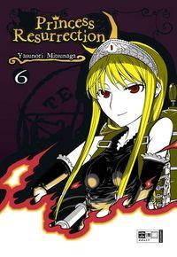 Princess Resurrection 6 - Klickt hier für die große Abbildung zur Rezension