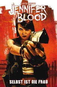Jennifer Blood 1 - Klickt hier für die große Abbildung zur Rezension