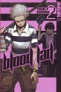 Blood Lad 2 - Klickt hier für die große Abbildung zur Rezension