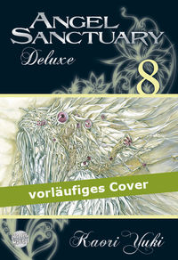 Angel Sanctuary Deluxe 8 - Klickt hier für die große Abbildung zur Rezension