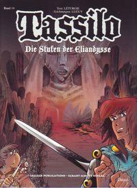 Tassilo 14: Die Stufen der Eliandysse - Klickt hier für die große Abbildung zur Rezension