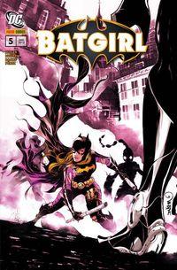 Batgirl 5: Die Lektion - Klickt hier für die große Abbildung zur Rezension
