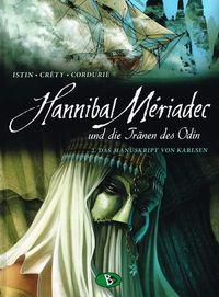 Hannibal Mériadec und die Tränen des Odin 2: Das Manuskript von Karlsen  - Klickt hier für die große Abbildung zur Rezension