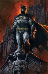 DC Premium 79: Batman - The Dark Knight: Golden Dawn SC - Klickt hier für die große Abbildung zur Rezension