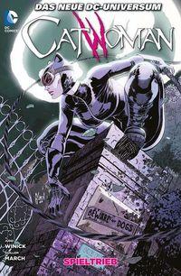 Catwoman 1: Spieltrieb - Klickt hier für die große Abbildung zur Rezension