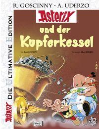 Die Ultimative Edition Nr.13: Asterix und der Kupferkessel - Klickt hier für die große Abbildung zur Rezension