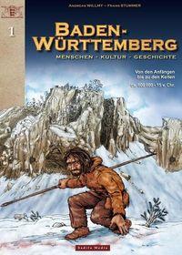 Baden-Württemberg 1: Von den Anfängen bis zu den Kelten (ca. 600.000 - 15 v. Chr.) - Klickt hier für die große Abbildung zur Rezension