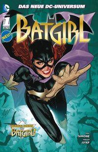 Batgirl 1: Splitterregen - Klickt hier für die große Abbildung zur Rezension