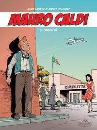 Mauro Caldi 2: Cinecitta - Klickt hier für die große Abbildung zur Rezension