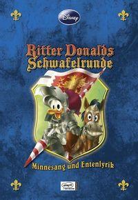 Disney: Enthologien 14: Ritter Donalds Schwafelrunde - Klickt hier für die große Abbildung zur Rezension