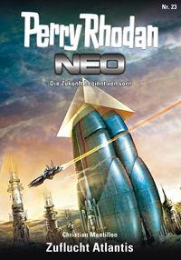 Perry Rhodan Neo 23: Zuflucht Atlantis - Klickt hier für die große Abbildung zur Rezension