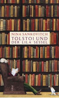 Tolstoi und der lila Sessel - Klickt hier für die große Abbildung zur Rezension