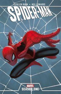 Spider-Man Season One - Klickt hier für die große Abbildung zur Rezension