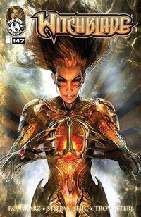 Witchblade 7: Das Ende einer Ära - Klickt hier für die große Abbildung zur Rezension