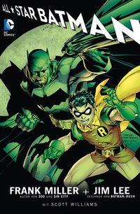 All Star Batman Collection SC - Klickt hier für die große Abbildung zur Rezension