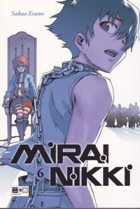 Mirai Nikki 6 - Klickt hier für die große Abbildung zur Rezension