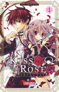 Kiss of Rose Princess 1 - Klickt hier für die große Abbildung zur Rezension