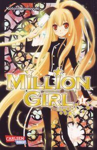 Million Girl 1 - Klickt hier für die große Abbildung zur Rezension