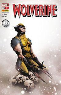 Wolverine 20 - Klickt hier für die große Abbildung zur Rezension