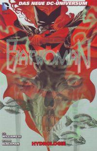Batwoman 1: Hydrologie - Klickt hier für die große Abbildung zur Rezension