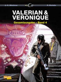 Valerian & Veronique: Gesamtausgabe-Band 4 - Klickt hier für die große Abbildung zur Rezension