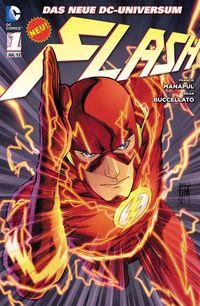 Flash 1: Licht aus - Klickt hier für die große Abbildung zur Rezension