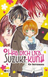 Hab dich lieb, Suzuki-kun!! 9 - Klickt hier für die große Abbildung zur Rezension