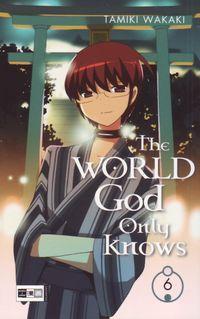 The World God only knows 6 - Klickt hier für die große Abbildung zur Rezension