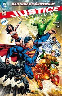 Justice League 2 - Klickt hier für die große Abbildung zur Rezension