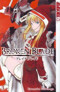 Broken Blade 3 - Klickt hier für die große Abbildung zur Rezension
