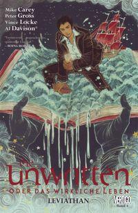 The Unwritten - oder das wirkliche Leben 4: Leviathan - Klickt hier für die große Abbildung zur Rezension