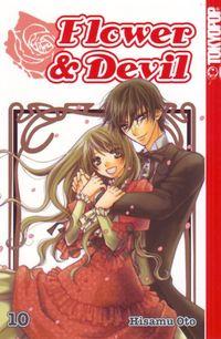 Flower & Devil 10 - Klickt hier für die große Abbildung zur Rezension