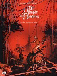 Der Vampir von Benares 2 - Klickt hier für die große Abbildung zur Rezension