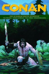 Conan 18: Die scharlachrote Zitadelle - Klickt hier für die große Abbildung zur Rezension