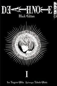 Death Note - Black Edition 1 - Klickt hier für die große Abbildung zur Rezension